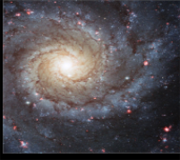 Spiral Galaxy - Hubble Space Telescope