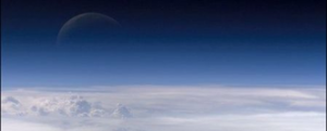 Earth's atmosphere from space - NASA photo