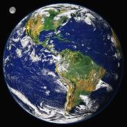 Save the Blue Marble - NASA photo