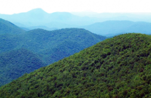 Appalachian Mountains - USGS-ERP