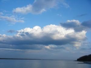 Lake Michigan shore, photo by Margaret Swedish