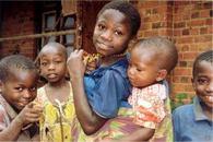 Haitian children - Photo: Maryknoll