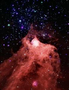 Trigger Happy Star Formation - Chandra X-Ray Observatory, NASA