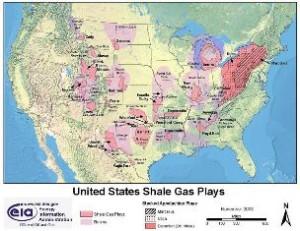Shale plays - EIA (sm)