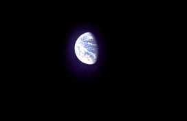 From Apollo 8 - NASA
